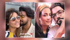 Hina Khan and Rocky Jaiswal are painting the town red with their NYC vacay pictures