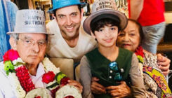 Hrithik Roshan's grandfather, veteran filmmaker J Om Prakash passes away
