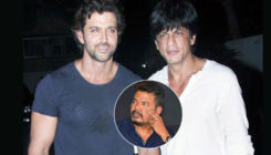 Not Hrithik Roshan, but Shah Rukh Khan to star in S Shankar's sci-fi drama?