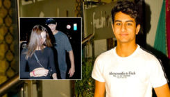Saif Ali Khan's son Ibrahim spotted with a mystery girl