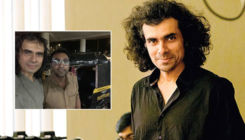 Imtiaz Ali's late night stroll in the rain turns out to be a selfie moment with an autorickshaw driver