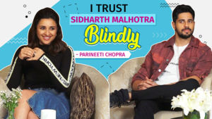 Parineeti Chopra: I trust Sidharth Malhotra blindly