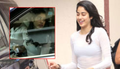 When Janhvi Kapoor borrowed money from her driver to help a poor little boy - watch video