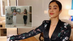 Janhvi Kapoor belly dancing on 'Akh Lad Jaave' song is the best thing you will see today