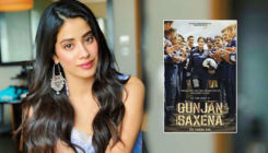 'Gunjan Saxena-The Kargil Girl' first look: Unabashed Janhvi Kapoor is all set conquer the man's world