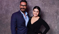 Ajay Devgn wakes up birthday girl Kajol with a lovely snap; her reply will make you go ROFL