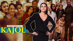 Kajol Birthday Special: 8 candid Insta posts that prove family means the most to this bubbly actress