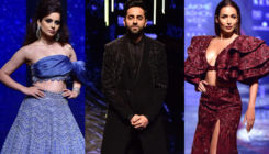 Lakme Fashion Week 2019: Kangana Ranaut, Ayushmann Khurrana and Malaika Arora set the ramp on fire