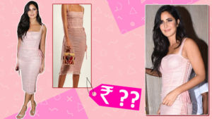 Katrina Kaif Dress Price Tag
