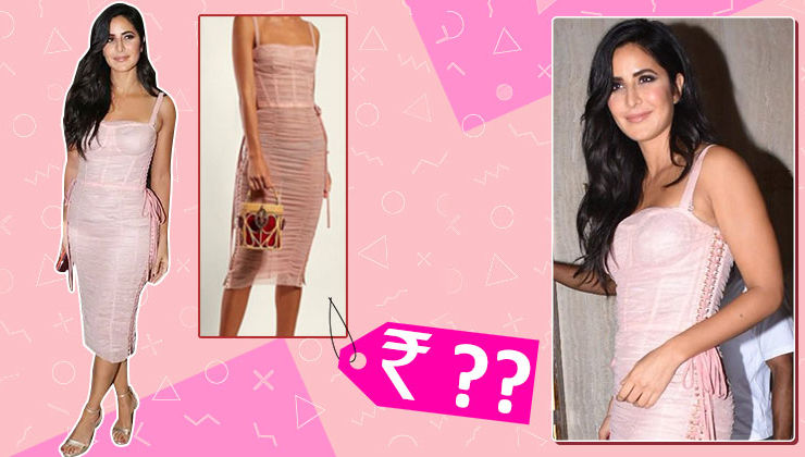 Katrina Kaif's stunning Dolce & Gabbana dress' price will make your eyes pop out