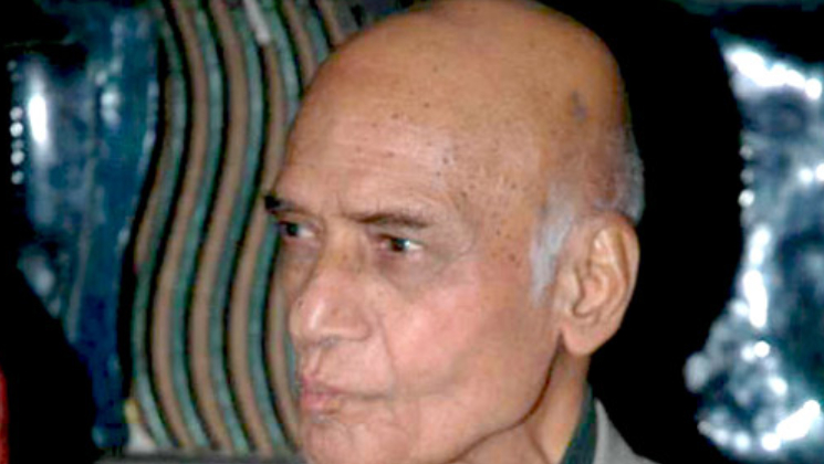 Veteran music composer Mohammed Zahur Khayyam passes away | Bollywood Bubble
