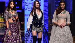 Lakme Fashion Week 2019: Pooja Hegde, Tara Sutaria and Diana Penty dazzle on the ramp