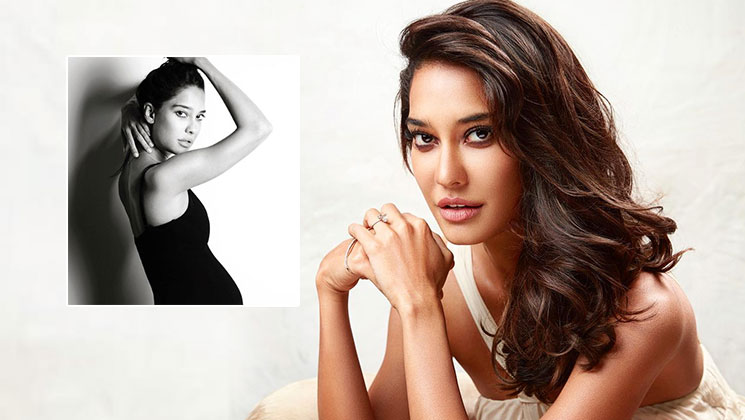 19 weeks pregnant Lisa Haydon flaunts her baby bump in style - view pic | Bollywood Bubble