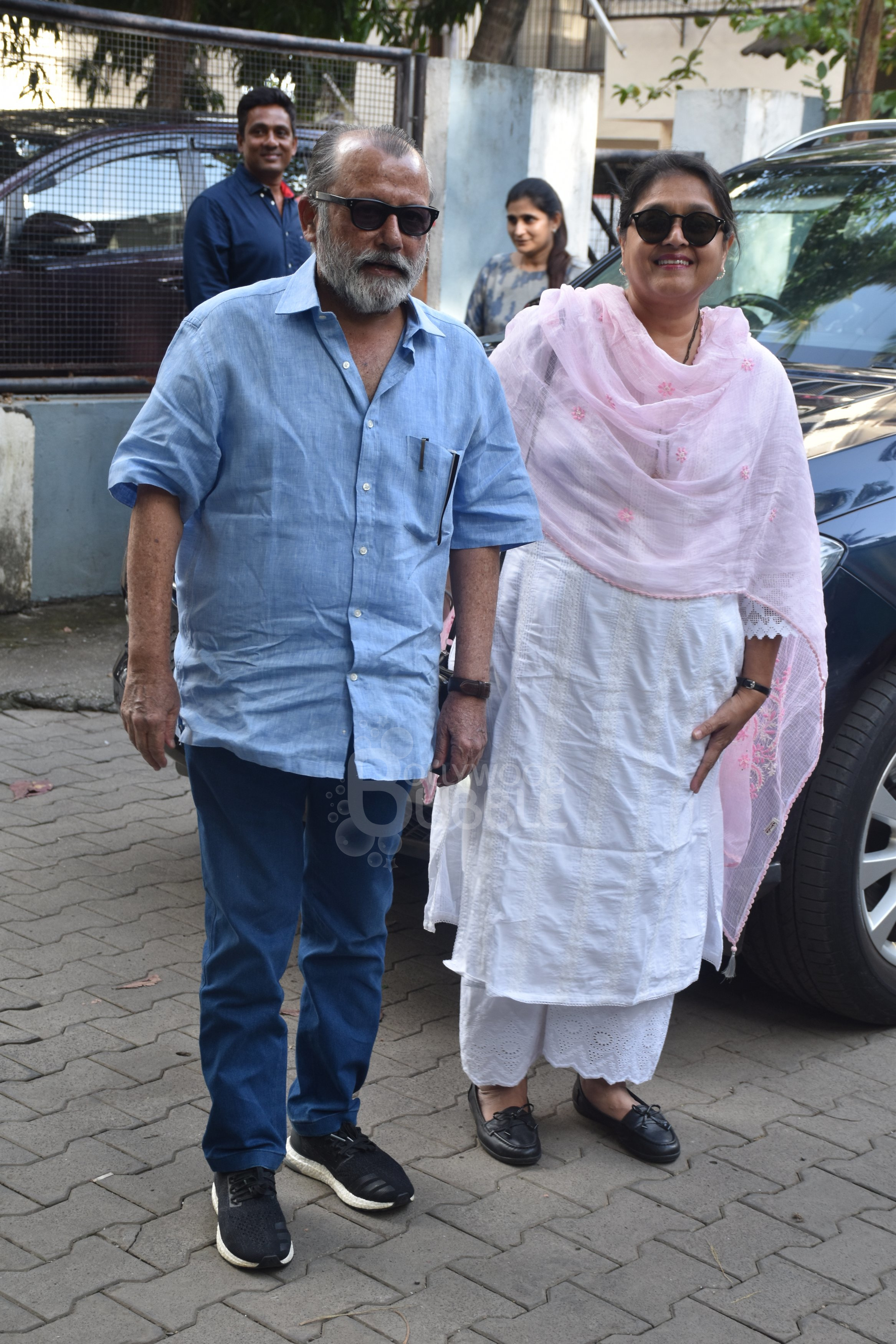 Pankaj Kapoor and Supriya Pathak
