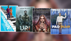 National Film Awards Full Winners List: 'Andhadhun', 'Padman', 'Uri', 'Padmaavat' win top honours
