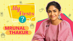 Mrunal Thakur BLUSHES talking of Shah Rukh Khan- Her first celebrity crush