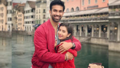 Rajeev Sen and Charu Asopa paint the town red with their honeymoon pics
