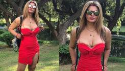 Rakhi Sawant looks smoking hot in her honeymoon pictures