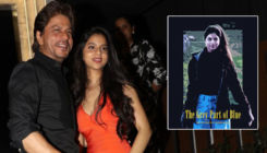SRK's daughter Suhana Khan's debut short film's poster will take your breath away