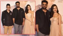 'Saaho' trailer launch: Handsome hunk Prabhas and pretty Shraddha Kapoor dazzle at the event