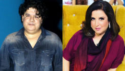 Farah Khan finally breaks silence on brother Sajid Khan's #MeToo allegations