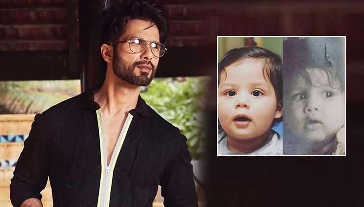 Shahid Kapoor proves that son Zain is a spitting image of him