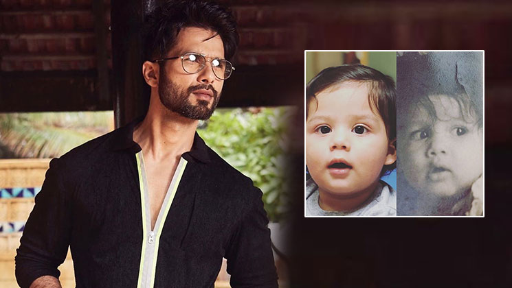 Shahid Kapoor proves that son Zain is a spitting image of him | Bollywood Bubble