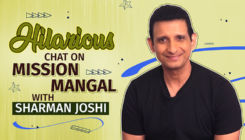 Sharman Joshi's HILARIOUS chat on Akshay Kumar's 'Mission Mangal'