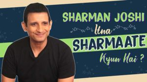'Mission Mangal' star Sharman Joshi itna sharmate kyu hai?