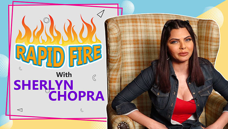 Sherlyn Chopra's FIERCE rapid fire is fun and totally unpredictable