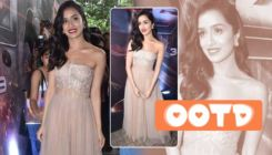 Shraddha Kapoor looks ravishing in an off-shoulder golden gown
