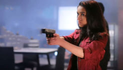 Shraddha Kapoor on using a gun for 'Saaho': First few times, I faced a lot of discomfort and pain
