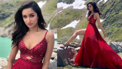 'Saaho': Shraddha Kapoor looks like a wine-coloured fairy in these new stills