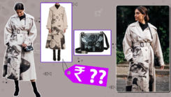 Sonam Kapoor's Valentino trench coat and shoulder bag's price can sponsor your lavish Bali vacay