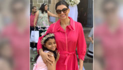 Sushmita Sen wishes daughter Alisah with an adorable post as she turns 10