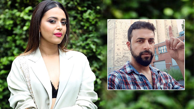 Has Swara Bhasker found love again in late Girish Karnad's son Raghu? | Bollywood Bubble