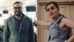 Taapsee Pannu on her supernatural thriller with Anurag Kashyap: I hope I don't let anyone down
