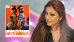 Tabu on 'Andhadhun's success: It worked because it is not a formula film