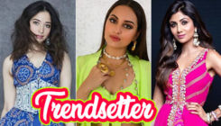 Tamannaah Bhatia, Sonakshi Sinha and Shilpa Shetty bring cowry detailing back in fashion
