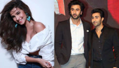 Tara Sutaria has found love again in Ranbir Kapoor's cousin Aadar Jain?