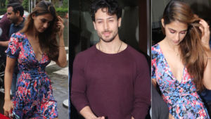 In Pics: Tiger Shroff and Disha Patani catch up over lunch on Friendship Day