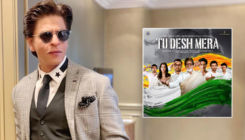 Shah Rukh Khan shoots for a tribute song 'Tu Desh Mera' for Pulwama attack martyrs