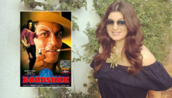 As 'Baadshah' clocks 20 years, Twinkle Khanna shares a review that praises her 'navel'