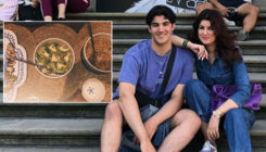 Twinkle Khanna is proud of son Aarav as he makes 'dinner and dessert' for his parents