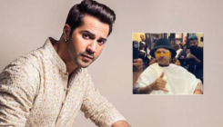 'Coolie No. 1': Varun Dhawan shares a hilarious BTS video from the prep