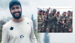 Vicky Kaushal shares his excitement on spending time with Indian Army Jawans