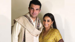 Say What! Vidya Balan doesn't ever want to work with hubby Siddharth Roy Kapur