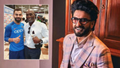 Ranveer Singh has a 'brilliant' take on Virat Kohli's picture with Vivian Richards