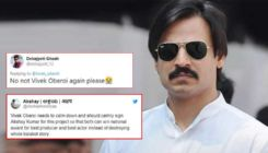Vivek Oberoi trolled post announcing his next movie on Balakot airstrikes