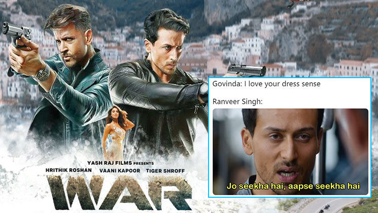 War: The trailer of Hrithik and Tiger starrer is here and so